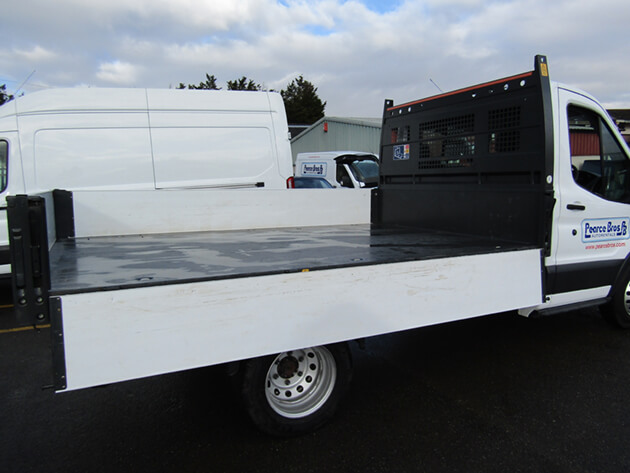 Ford Transit Tipper Single cab